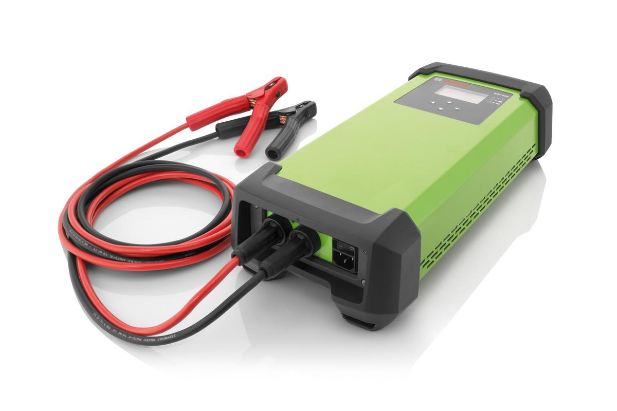 Carregador de Baterias Inteligente